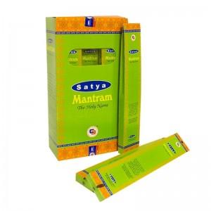 Благовоние Satya 15 гр Мантра Mantram