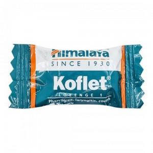 """Koflet Himalaya """"Кофлет"""" леденец от боли в горле 1шт"""