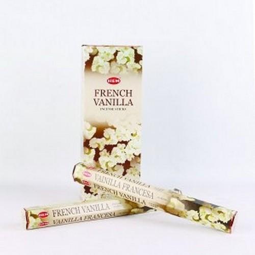 Благовоние HEM 6 гр Француская Ваниль French Vanilla
