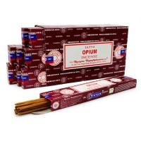 Благовония Satya 15gm Opium Опиум