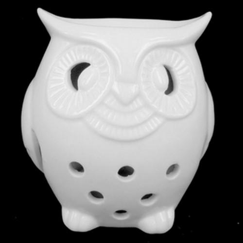 Аромалампа Сова 10,5 см керамика