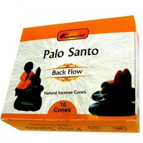 """Palo Santo (Священное дерево) благовония """"пуля"""" (""""стелющийся дым"""") масала Aromatika"""
