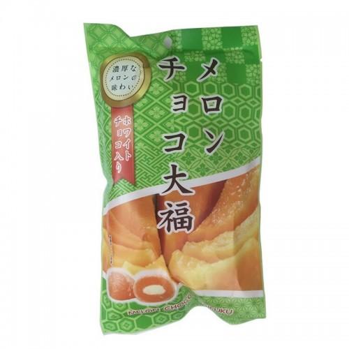 """Пирожное """"Моти Дайфуку"""" со вкусом дыни и сливочной начинкой, 160 г, Япония"""