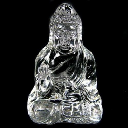 Будда 7,5см стекло