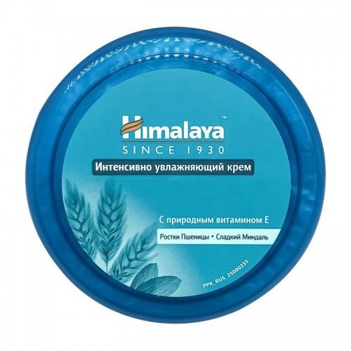 Крем для интенсивного увлажнения с ростками пшеницы и сладким миндалем Himalaya 150мл