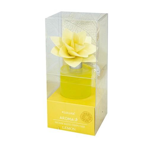 Ароматизатор Лотос с аромамаслом Лимон 30 мл