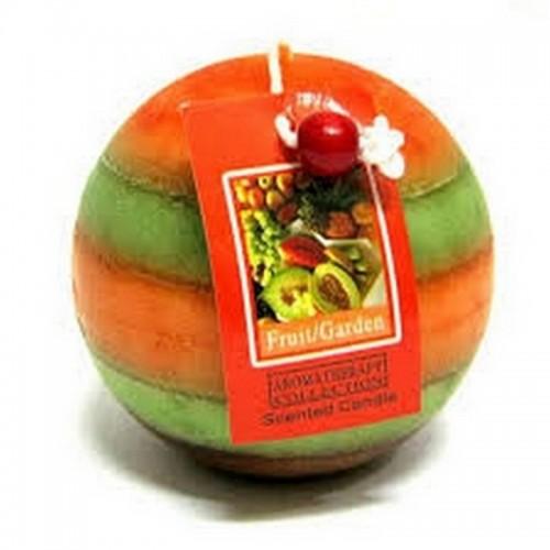 Fruit Garden Свеча ароматическая шар 7,5см парафин