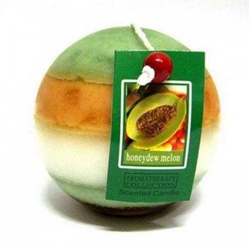 Honeydew Melon Свеча ароматическая шар 7,5см парафин