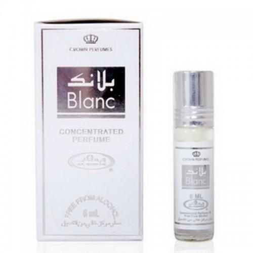 Арабские масляные духи Блан (Blanc), 6 мл