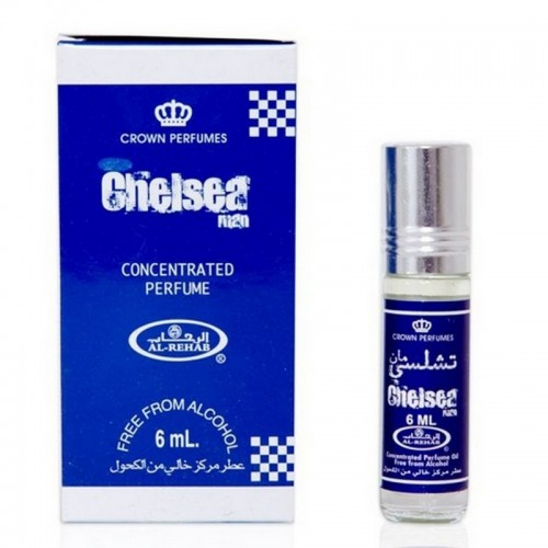 Арабские масляные духи Челси Мэн (Chelsea Man), 6 мл