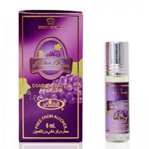 Арабские масляные духи Виноград Аль Рехаб (Al Rehab Grapes), 6 мл
