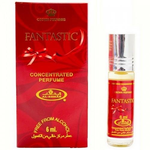 Арабские масляные духи Фантастик (Fantastic), 6 мл
