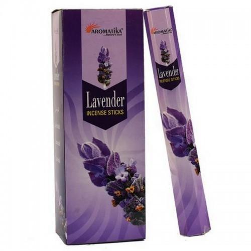 Aromatika 6-гр. благовония Lavender ЛАВАНДА