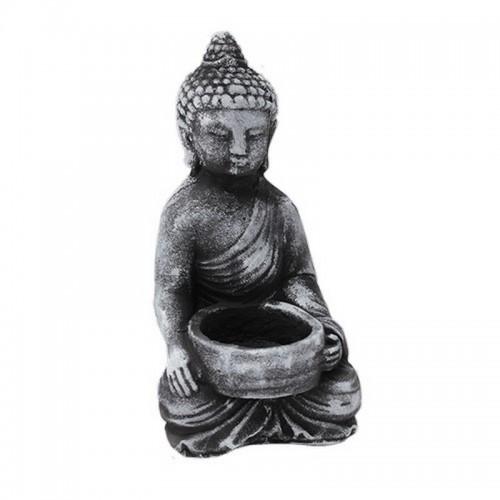 Подсвечник Будда 16 см под камень