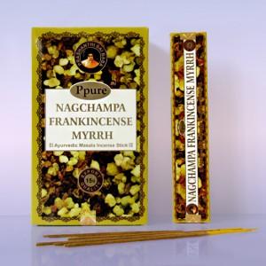 Благовония Ppure 15гр Frankincense Myrrh аромапалочки Ладан и Мирра