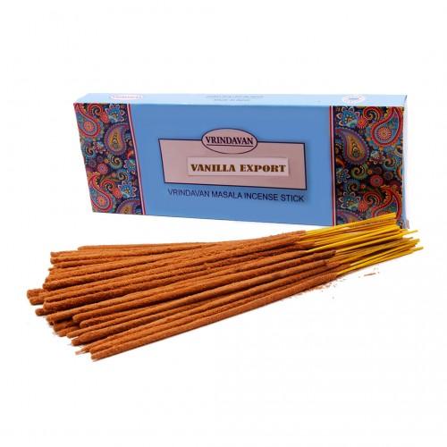 Благовония масала VANILLA EXPORT EXTRA Цветы ванили Индия поштучно