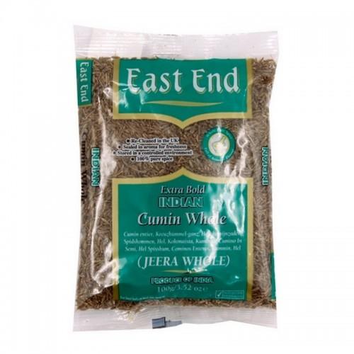 Семена Кумина Cumin Whole East End с пряным острым запахом и вкусом с ореховой ноткой