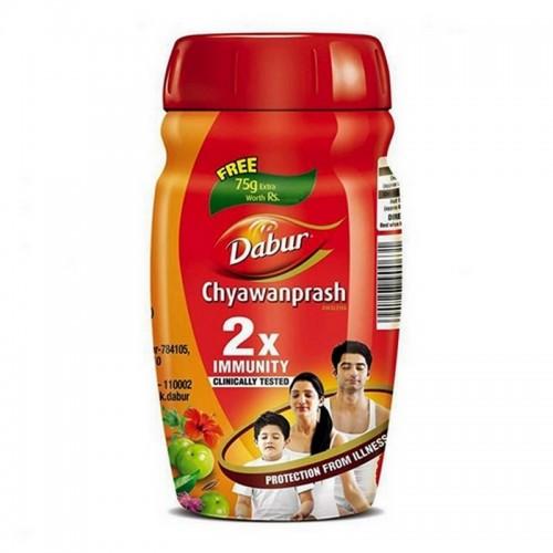 Чаванпраш Dabur пищевая добавка 250гр Индия