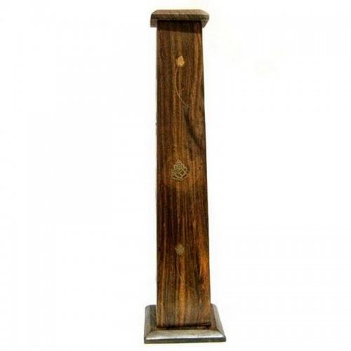 Подставка для благовоний Башня 31см дерево