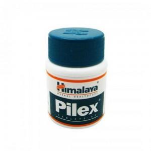 """Pilex Himalaya """"Пайлекс"""" от варикозного расширения вен 60 кап"""