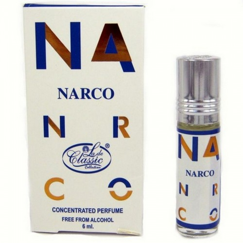 Арабское парфюмерное масло Нарко (Narco), 6 мл