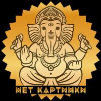 Свеча черная ритуальная 60гр полынь с маслом гвоздики из нат. воска